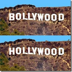 Bollywood-Hollywood
